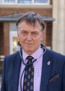 Dr Tim Fooks